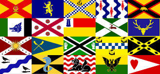 scottish county flag proposals british county flags