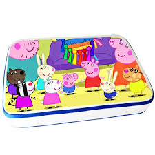 and friends cake send peppa pig and friends cake gifts to hyderabad