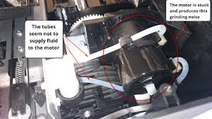 loud thumping and gear grinding noise hp support forum 2675411