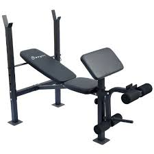 Weight Benches At Walmart Soozier Incline Flat Exercise Free Weight Bench W Curl Bar