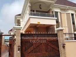 duplex house for sale 4 bed duplex for sale in off ajiran road agungi lekki lagos