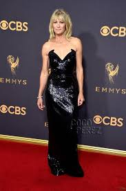robin wright is for the emmys carpet