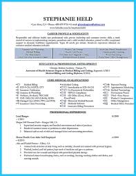Sample Resume Objectives For Billing by Reimbursement Specialist Resume Sample Free Resume Example And