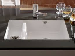Sinks Interesting Porcelain Apron Sink Farmhouse Sink Lowes - Home depot kitchen sink