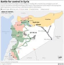 Syria On A World Map by Russia Threatens Us Jets In Syria But It Doesn U0027t Want Air War