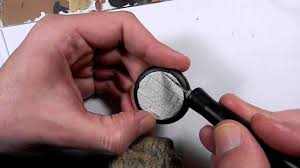 Miniature by How To Make Stone Rock U0026 Tile Miniature Bases Youtube