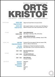 Best Size Font For Resume by Geometric Font For Professional Free Resume Template 3 Page On