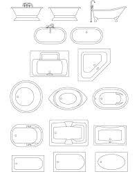 Best  Bathroom Symbol Ideas On Pinterest Decorating Wall - Cad bathroom design