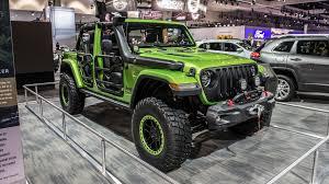 modified jeep 2017 mopar modified 2018 jeep wrangler rubicon la 2017 photo gallery