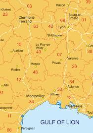 Lyon France Map Digital Postal Code Map France 2 Digit 80 The World Of Maps Com