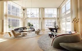 telecom mogul michael hirtenstein u0027s combines three apartments into