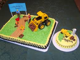 construction birthday cake construction birthday cake with smash cake cakecentral