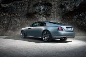 Novitec U0027s Spofec Refines The Refined Rolls Royce Wraith