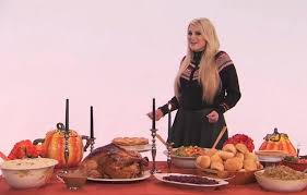 meghan trainor s hilarious thanksgiving skit on kimmel