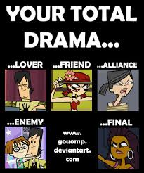 Drama Queen Meme - your total drama meme by allythewolffy98 on deviantart