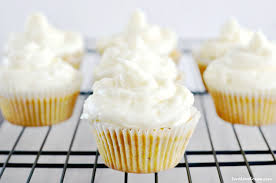 gluten free carrot cake cupcakes coconut cheese frosting