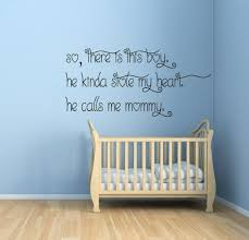 love wall decals quotes this boy stole my heart he calls me zoom