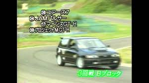 nissan sunny 1990 tuning gti r wins tuning battle japan early 1990 u0027s youtube