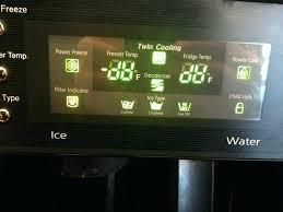 fridge red light refrigerator codes refrigerator red light error code energy
