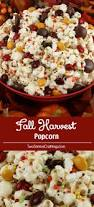 thanksgiving fun desserts fall harvest popcorn two sisters crafting