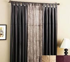 Curtains For Glass Door Pictures Of Window Treatments For Sliding Glass Doors In Kitchen