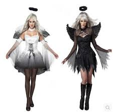 Halloween Costumes Women Clothes Female Masquerade Halloween Demon Clothes Cosplay