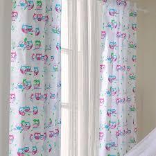 chambre hibou voilage chambre bébé blanc avec motif hibou chouette l jurassien