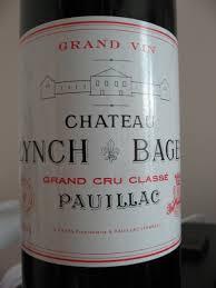 wine from château lynch bages 2003 château lynch bages bordeaux médoc pauillac