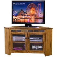 Black Corner Tv Cabinet With Doors Entertainment Centers And Tv Stands Rc Willey Furniture Store