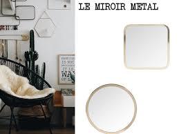 Miroir Industriel Maison Du Monde by Miroirs Maison Du Monde Finest Miroir En Bois Printemps T Maisons