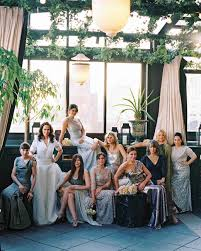 16 looks that prove bridesmaid dresses can be chic martha