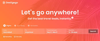 Destigogo 2 0 find the best last minute travel deals