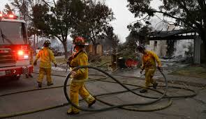 North Bay Fire Prevention list current north bay fire evacuation orders people and animal
