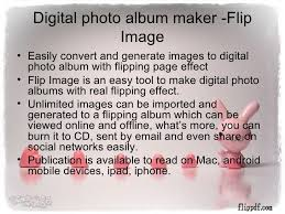 Flip Photo Album How To Make Animated Flipping Digital Photo Album