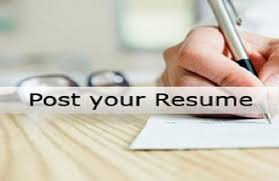Quikr Post Resume Post Resume Resume Example