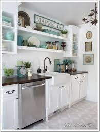 open shelving in kitchen ideas brilliant best 25 open kitchen cabinets ideas on at find