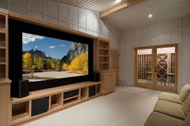 Livingroom Theater by Virtual Showroom Seabreeze Electric Inc