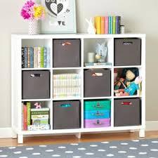 bookcase white storage bookshelf daybed with storage footboard