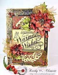 Xmas Designs For Cards 809 Best Cards Heartfelt Creations 1 Images On Pinterest