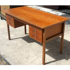 Standing Desk With Drawers by Furniture Fascinating Teak Wood Desk Design Ideas Kropyok Home
