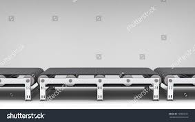 empty conveyor belt use presentations manuals stock illustration