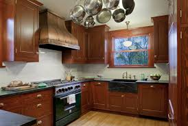 Craftsman Style Home Interiors Adorable 70 Craftsman Kitchen Interior Decorating Design Of