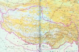 Shenyang China Map by Tibet Map Map Of Tibet China Xizang Map Map Of Xizang China