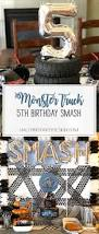 grave digger monster truck birthday party supplies best 25 monster truck events ideas on pinterest race car