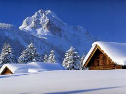 winter day in mountains free desktop wallpapers for widescreen hd