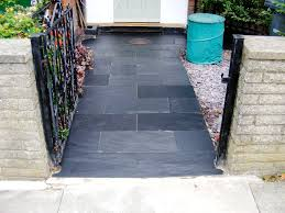 Snap Together Slate Patio Tiles by Image Result For Slate Path Front Garden Drive Pinterest