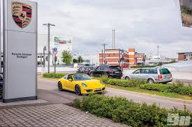 stuttgart porsche factory porsche 991 targa on tour total 911