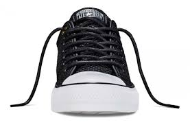 cheapest converse chuck taylor all star amp cloth low top black