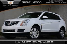 cadillac srx price 2015 2015 cadillac srx luxury collection in montebello