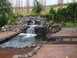these are waterfalls and ponds you can swim in